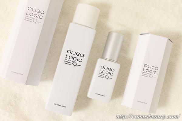 オリゴロジック化粧水&美容液