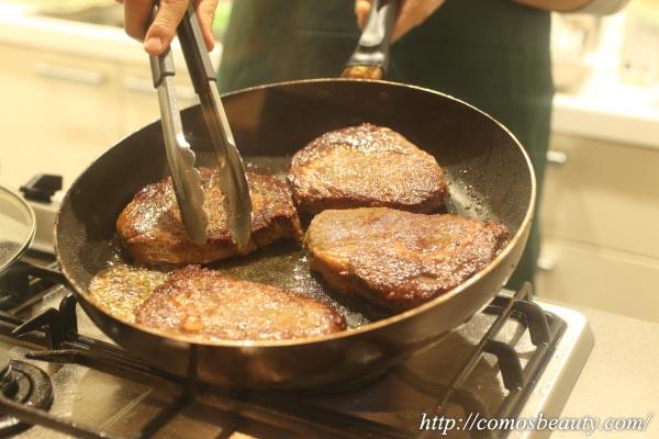 牧草牛ステーキのおいしい焼き方