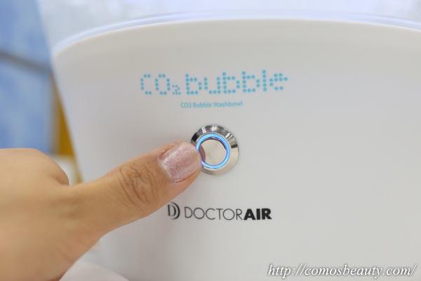 ドクターエアのCO2バブルウォッシュボウル