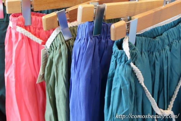【楽天市場】オシャレウォーカーのふわさらロングスカート