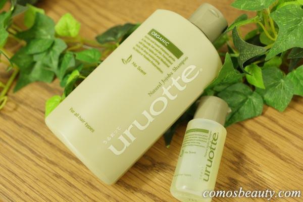 uruotte(うるおって)アミノ酸シャンプー