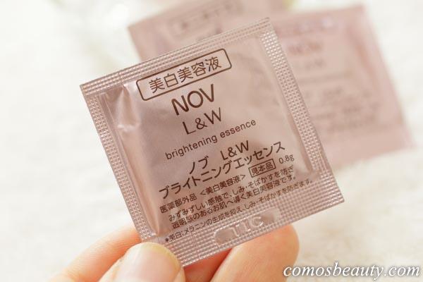 ノブL&Wシリーズ ブライトニングエッセンス(美白美容液)