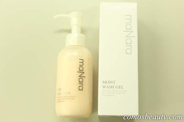 乾燥肌におすすめの拭き取りOK洗顔料マナラモイストウォッシュゲル