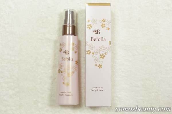 女性用育毛剤のビフォリアは無添加で匂いがしないから使いやすい!