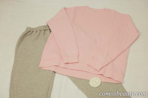 【エルラガルデン】綿100%のLily Palette(リリーパレット)のキルトパジャマ