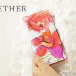 AETHER(エーテル) PIVOINE エナメルレザー・全機種対応スマートフォンケース