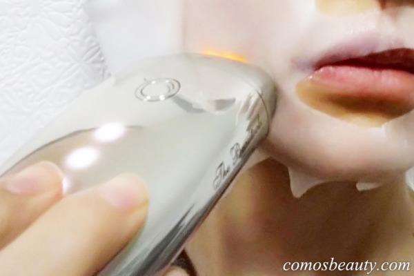 EMS複合美顔器 FacePump(フェイスパンプ)